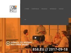Miniaturka domeny d2m.pl