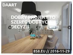 Miniaturka domeny www.daart.pl