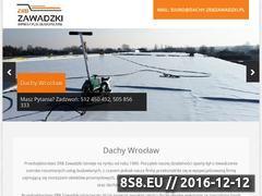 Miniaturka domeny dach-wroclaw.pl
