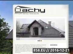 Miniaturka domeny www.dach.rzeszow.pl