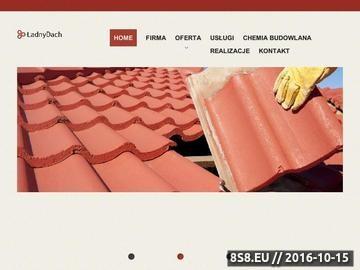 Zrzut strony Obróbki dachowe, krycie dachów oraz kompleksowe remonty