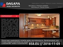Miniaturka domeny www.dagana.pl