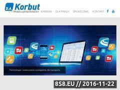 Miniaturka domeny www.dakorbut.pl