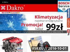 Miniaturka domeny dakro.pl