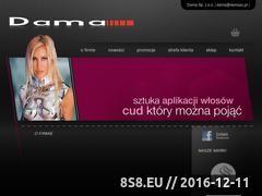 Miniaturka domeny damasc.pl