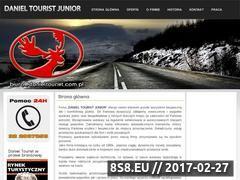 Miniaturka domeny www.danieltourist.com.pl
