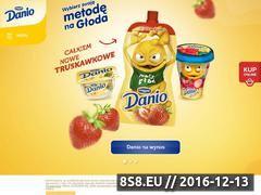 Miniaturka domeny www.danio.com.pl
