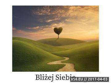Zrzut strony Psychoterapia Danuta Długosz