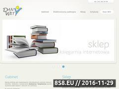 Miniaturka domeny www.danwit.pl