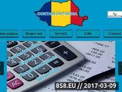 Thumbnail of CONTAB DAP MEDIA-Servicii contabilitate Bucuresti Website