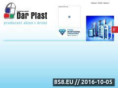 Miniaturka domeny www.dar-plast.eu