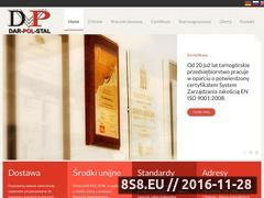 Miniaturka domeny www.dar-pol-stal.pl