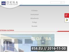Miniaturka domeny www.darba.com.pl