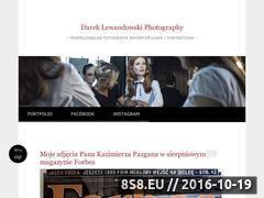 Miniaturka domeny www.dareklewandowski.com.pl