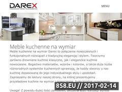 Miniaturka domeny darex-kuchnie.pl