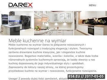 Zrzut strony Meble kuchenne Szczecin, kuchnie klasyczne i nowoczesne