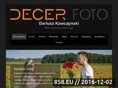 Miniaturka domeny www.dariuszkawczynski.pl