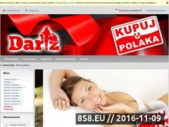 Miniaturka domeny www.dariz.pl