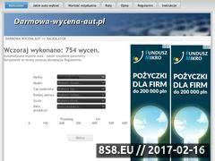 Miniaturka domeny darmowa-wycena-aut.pl