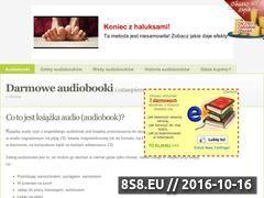 Miniaturka domeny darmowe-audiobooki-i-czasopisma.cba.pl