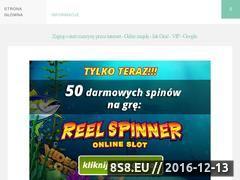 Miniaturka domeny darmowe-gry-hazardowe-automaty.pl
