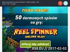 Miniaturka domeny darmowegrymaszynyhazardowe.pl
