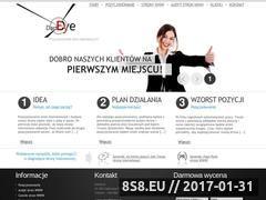 Miniaturka domeny www.darteye.pl