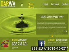 Miniaturka domeny darwa.pl