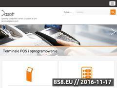 Miniaturka domeny dasoft.com.pl