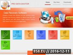 Freeware data recovery tools Website