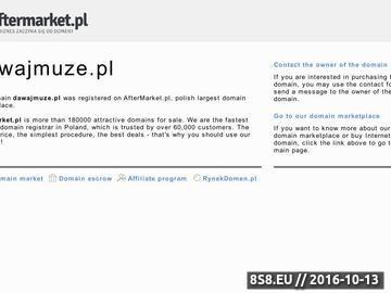 Zrzut strony Dawajmuze.pl - download mp3