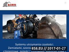 Miniaturka domeny www.dawo.com.pl