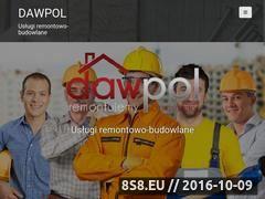 Miniaturka domeny dawpol.com.pl