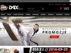 Miniaturka domeny www.daxpolska.pl