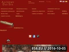 Miniaturka domeny www.dayspa.pl