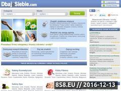 Miniaturka domeny www.dbajosiebie.info.pl