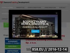 Miniaturka domeny www.dbd.com.pl