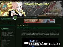 Miniaturka Dragon Ball Nao (dbnao.net)
