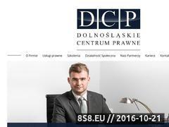 Miniaturka domeny dcprawne.pl