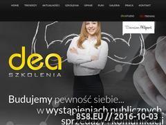 Miniaturka domeny deaszkolenia.pl