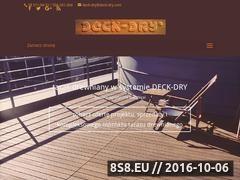 Miniaturka domeny www.deck-dry.com