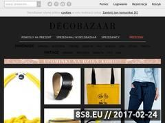 Miniaturka domeny www.decobazaar.com