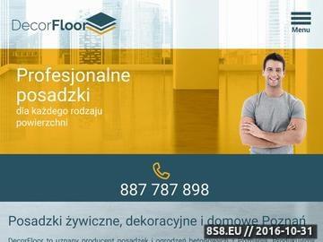Zrzut strony Firma Decor Floor