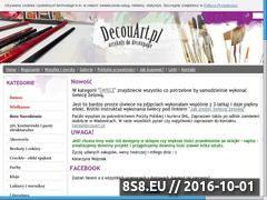 Miniaturka domeny decouart.pl