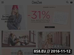 Miniaturka domeny www.deezee.pl