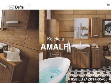 Zrzut strony Meble do łazienki i szafki łazienkowe