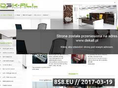 Miniaturka domeny www.dek-all.pl