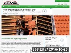 Miniaturka domeny www.dekarz-gdynia.pl