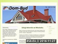 Miniaturka domeny www.dekarzwloclawek.pl