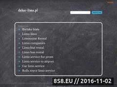 Miniaturka domeny dekor-limo.pl